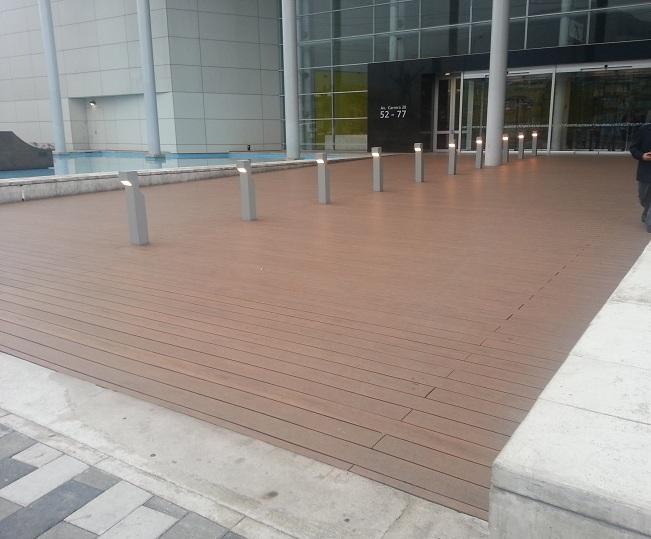 Suelo de madera para terraza suelos de madera para - Suelos de madera para exterior ...